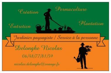 Jardinier service la personne cesu for Service jardinier